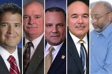 The top five candidates in the running for Laredo's city manager position will now be interviewed Saturday, Feb. 15.