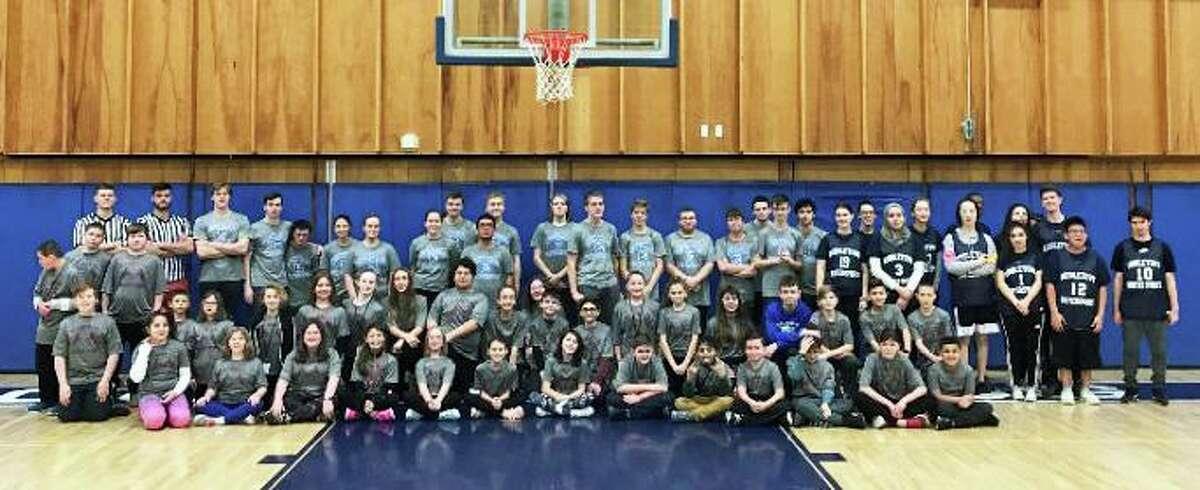 The Regional School District 13 Durham/Middlefield Unified Sports team