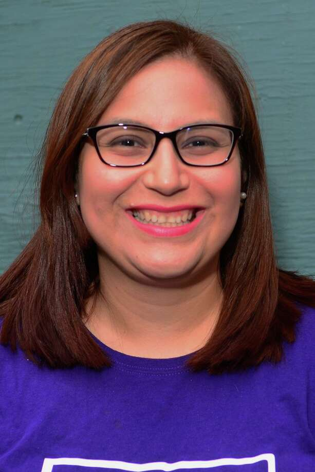 Bridgeport City Council candidate Maria Zambrano Viggiano 2017. Photo: Christian Abraham / Hearst Connecticut Media / Connecticut Post