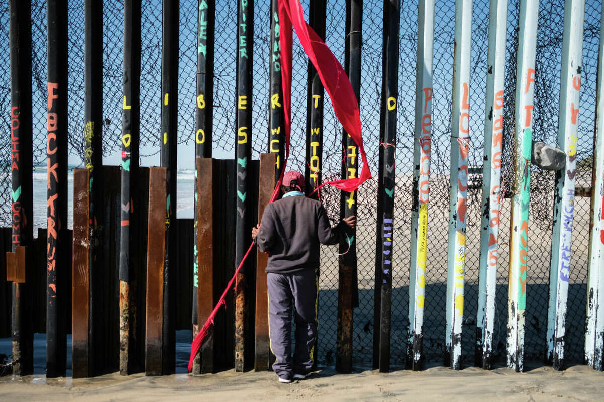 As President Trump calls for $7.2 billion in funding for the border wall, a new study shows the economic impact of immigrants in each state. Click through the gallery to see where immigrants have the biggest impact on the state's economy. (Photo by Megan Jelinger/SOPA Images/LightRocket via Getty Images)