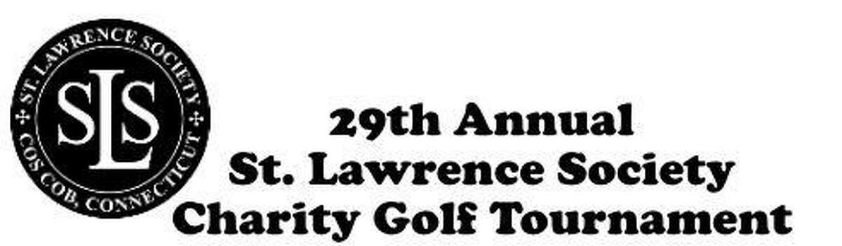 The St. Lawrence Society, in Cos Cob, will host its 29th annual Charity Golf Tournament on May 11.