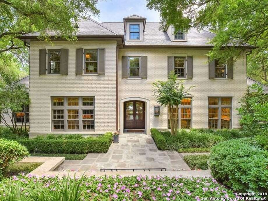 """An Olmos Park mansion of """"unparalleled luxury"""" at 777 E. Olmos Dr. Photo: San Antonio Board Of Realtors"""