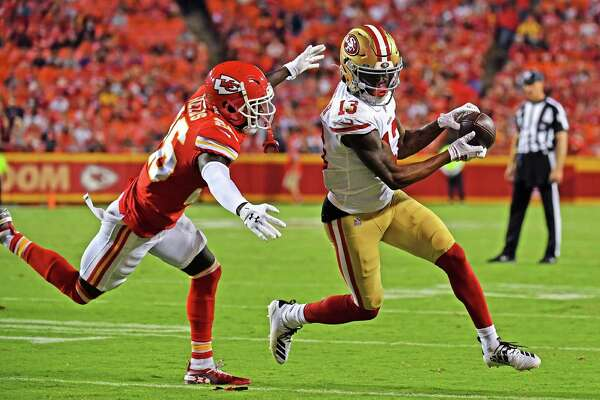 """Insiders predict: NFL Super Bowl winner - Matchup: San Francisco 49ers (13-3) @ Kansas City Chiefs (12-4) - Gametime: Sunday, Feb. 2, 6:30 PM EST - Location: Hard Rock Stadium in Miami Gardens, Fla. As the NFL's 100th anniversary comes to a close, Super Bowl LIVcloses the centennial season with two franchises that have each left a mark on the league's history. The 49ers, the """"team of the '80s"""", are playing in their seventh Super Bowl, having won five titles spanning from 1981 to 1994 under coaches Bill Walsh and George Seifert. The Chiefs played in the first ever Super Bowl as the AFL champions, losing to Vince Lombardi's Green Bay Packers, only to return to the championship game three years later to win Super Bowl IV over the Vikings. Fifty years since the Chiefs last appeared in the Super Bowl, they head to Miami to take on the 49ers and are perhaps the best example of how football has progressed. Now, under head coach Andy Reid and with the brilliance of quarterback Patrick Mahomes II, Kansas City is the model of modern-era offense, with a pass-first mentality made possible by the arm talent of their signal-caller andoverwhelming speed of their skill-position players. On the other hand, this year's 49ers are a bit of a throwback. Head coach Kyle Shanahan's fearsome rushing attack and efficient quarterback play from Jimmy Garoppolo has made San Francisco one of the hardest teams to stop all season. Coupled with a dominant defense, they've controlled the tempo of games and rendered some of the NFL's more explosive offenses helpless. Super Bowl LIV truly is a matchup of an explosive, almost clinical offense and a physically imposing defense with the feel of new-school philosophy versusold. Insiders Predicts examines the key matchups in the game, along with consensus betting odds from MSN.com heading into Sunday's spectacle. Methodology: Insiders predicts are based on the team that is favored to win, which is based on consensus betting odds and spread on MSN.com as o"""