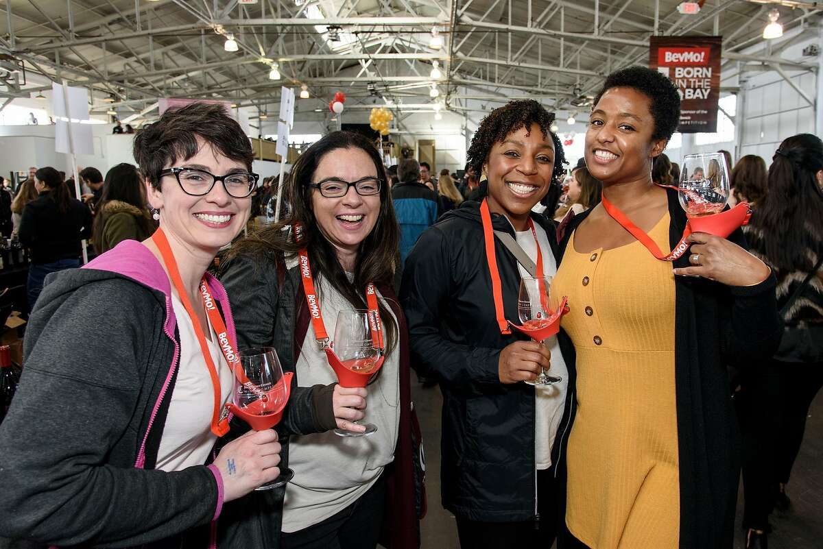 The 2019 San Francisco Chronicle Wine Competition's Public Tasting event held at the Fort Mason Center in San Francisco, Calif., on Saturday, February 16, 2019.