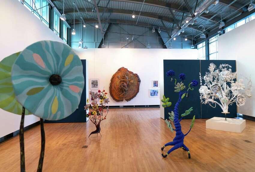 JoAnne Carson, installation view. Photo Wm Jaeger