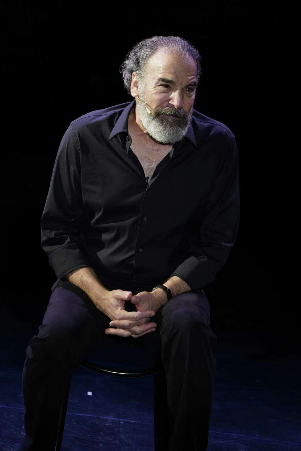 Mandy Patinkin. (Photo by Joan Marcus.)