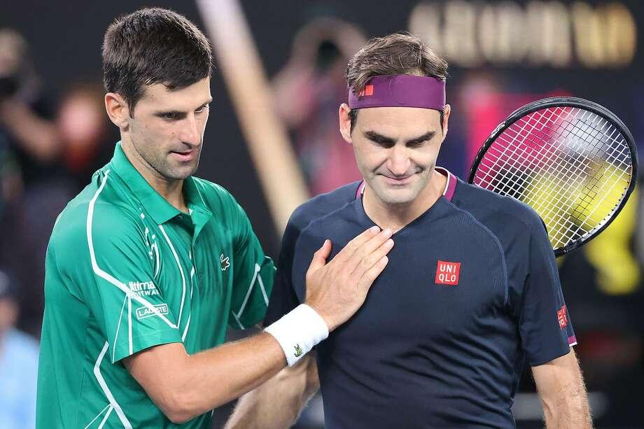 Novak Djokovic adds to Slam streak vs. Roger Federer at Australian Open