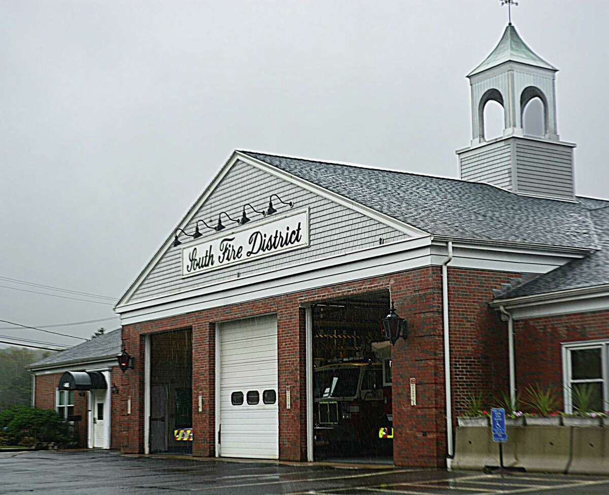Middletown's South Fire District station is located on Randolph Road.