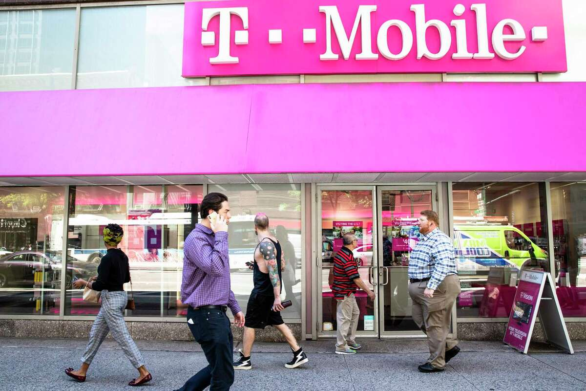 T-Mobile has made commitments to serve rural Texans with 5G wireless service in its planned merger with Sprint.