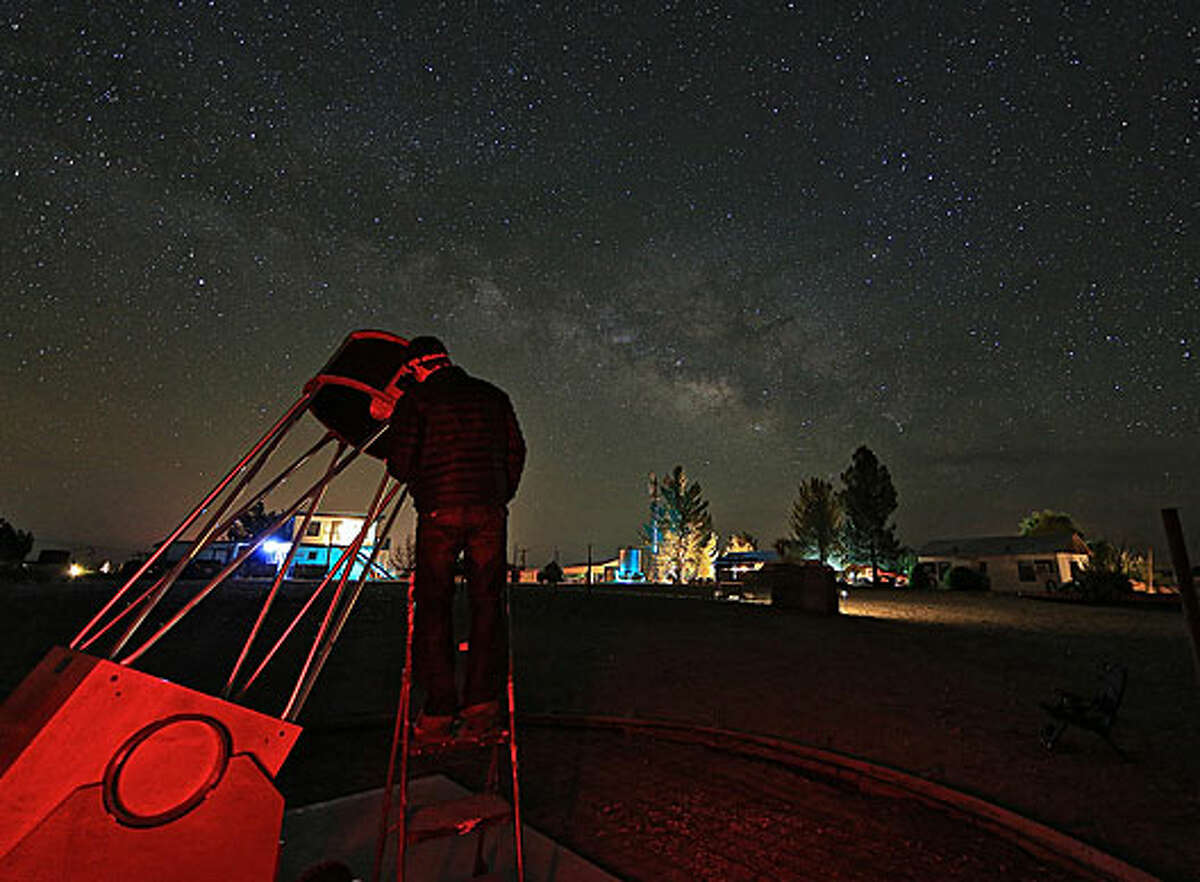 Marathon Marathon has a distinct spot in the Big Bend area for astronomy. Stargazing is a popular hobby here, as the town has one of the six Dark Sky Park designations in the U.S.