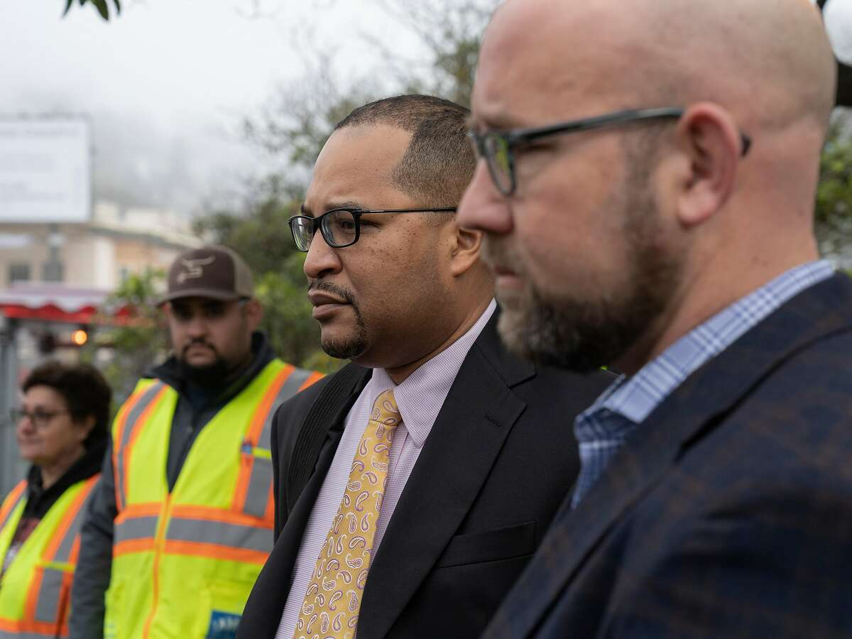 The interim head of San Francisco's Department of Public Works, Alaric Degrafinried, is going to be at Glen Park BART Thursday morning with cleaning crews. The city wants to show the public that all is continuing despite former director Mohammed Nuru getting canned.