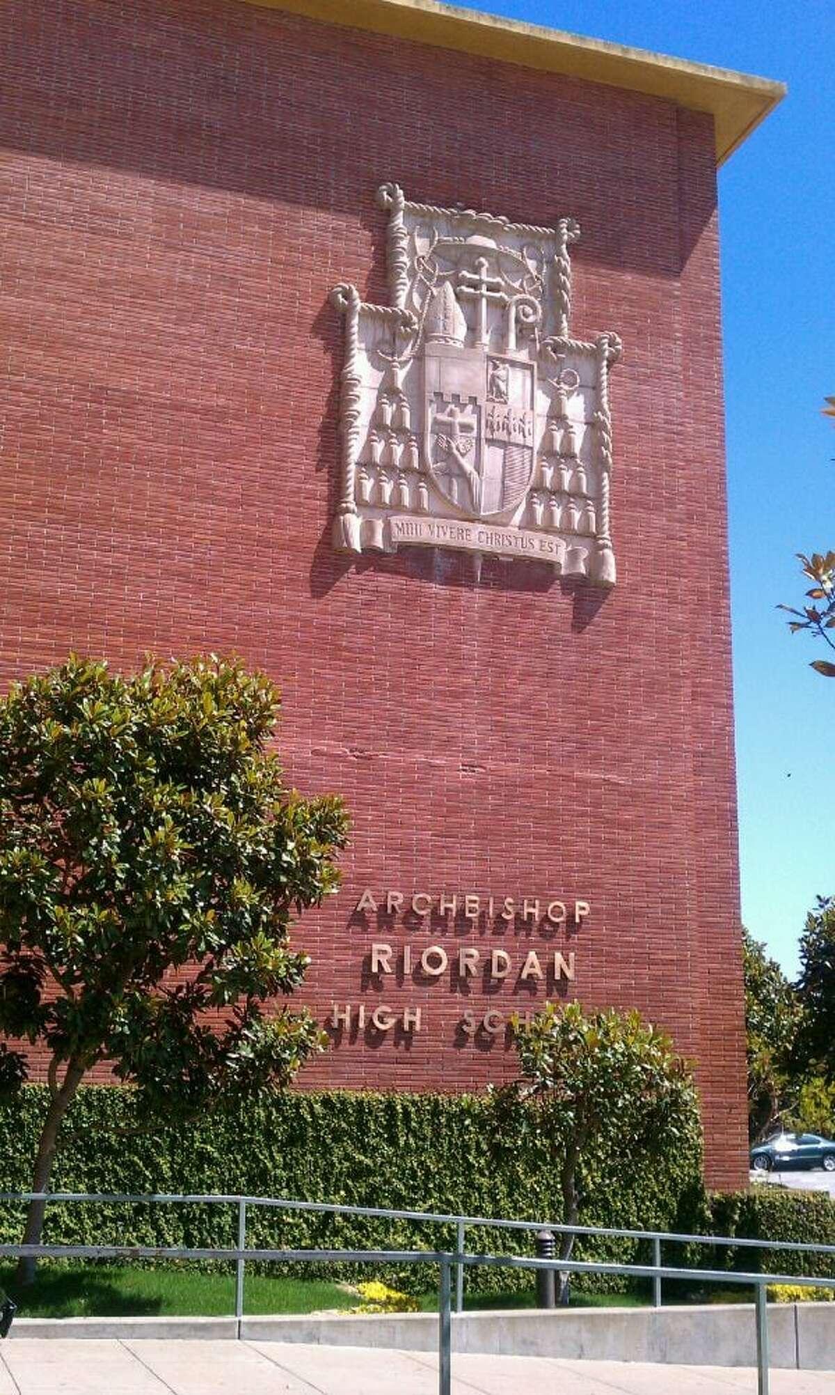 San Francisco's all-boys Catholic school Archbishop Riordan announced on Jan. 29 it would begin admitting girls in fall 2020.