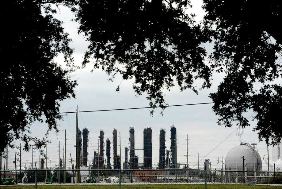 The TPC Group plant in Port Neches is among those cited by Environment Texas for elevated emissions last year. Photo taken Tuesday, December 17, 2019 Kim Brent/The Enterprise Photo: Kim Brent / Kim Brent/The Enterprise / BEN