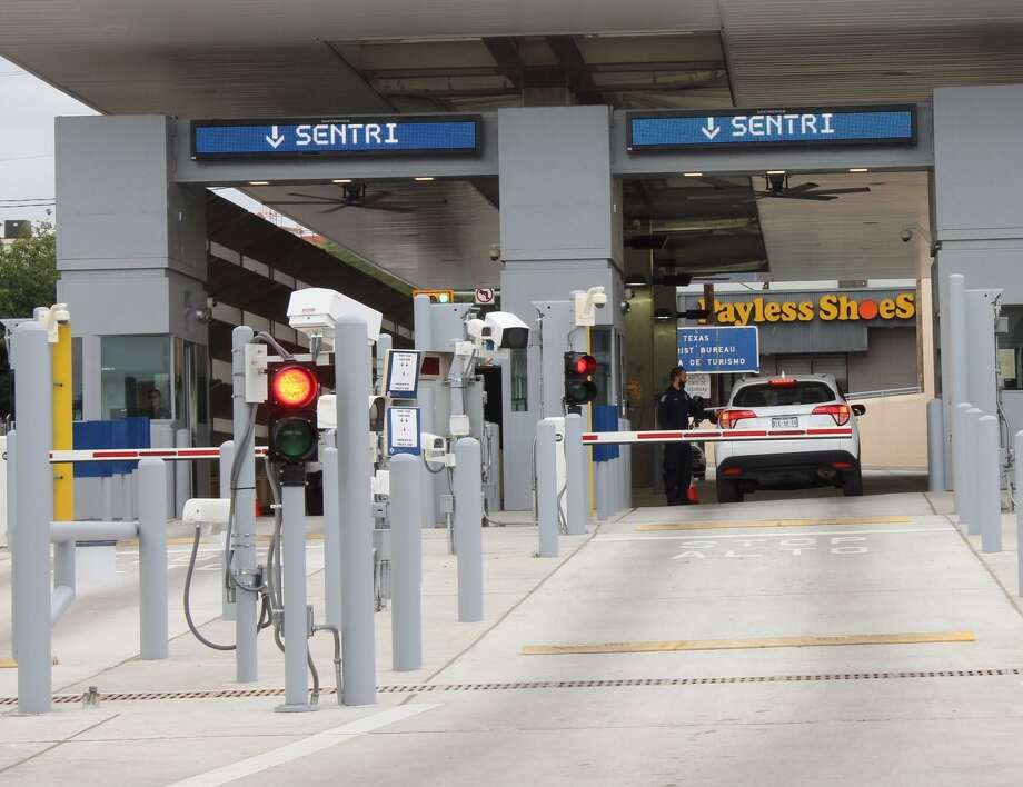 El horario de los carriles SENTRI ubicados en el puente I cambiará a partir del 3 de febrero de 2020. Photo: Foto De Cortesía /CBP