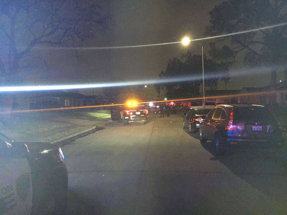 A man died at a hospital Thursday night after a shooting on Houston's south side, police said. Photo: Houston Police Department