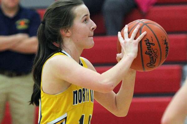 The North Huron girls basketball team held off host Owen-Gage for a 30-27 win on Thursday night.