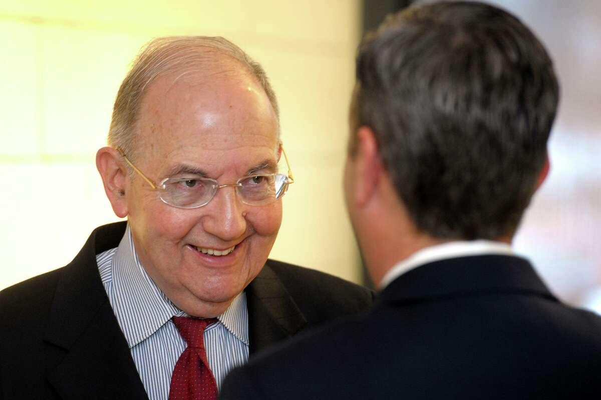 State Senate President Pro Tempore Martin Looney, D-New Haven