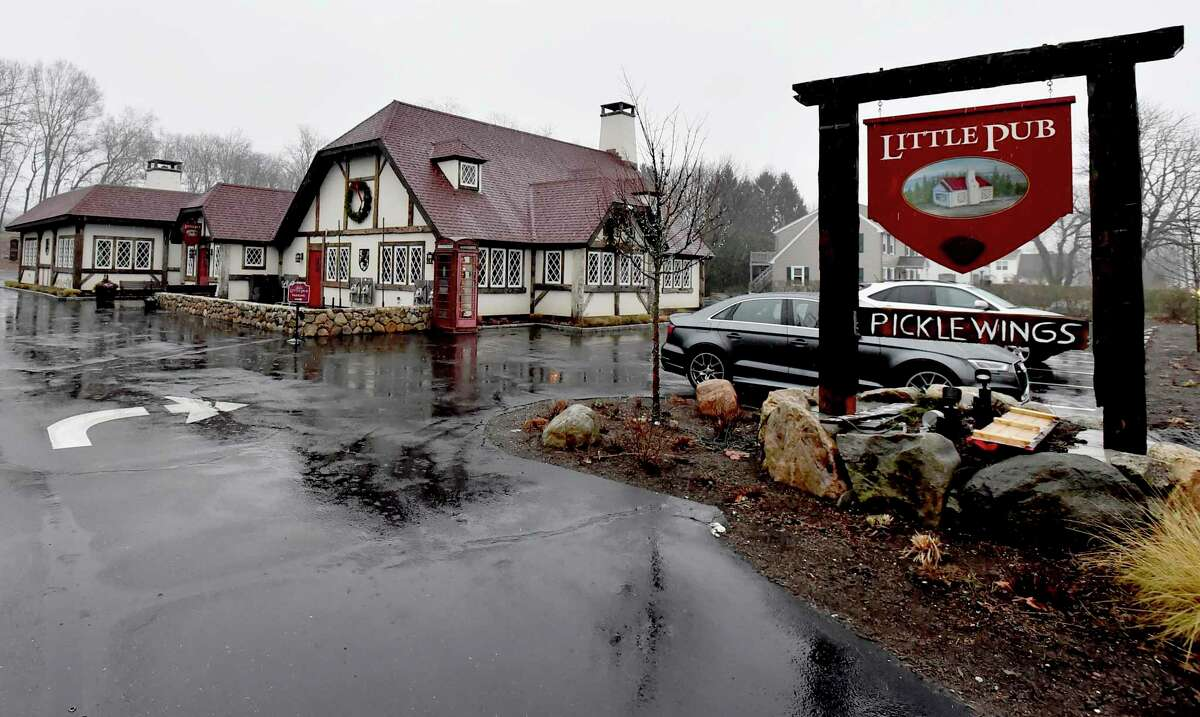 Little Pub - Greenwich, Fairfield, Stratford, Wilton, Old Saybrook This pub, featuring American cuisine of various kinds, is offering a holiday box for pick-up on New Year's Eve, featuring a choice of ham, shrimp or rib eye roast, along with other accouterments. Reach the different restaurants through the main website. More information here.