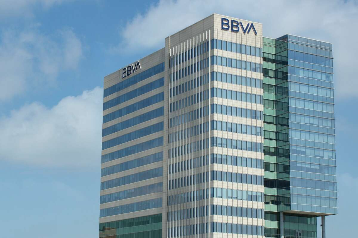 BBVA USA's parent company is based in Houston.