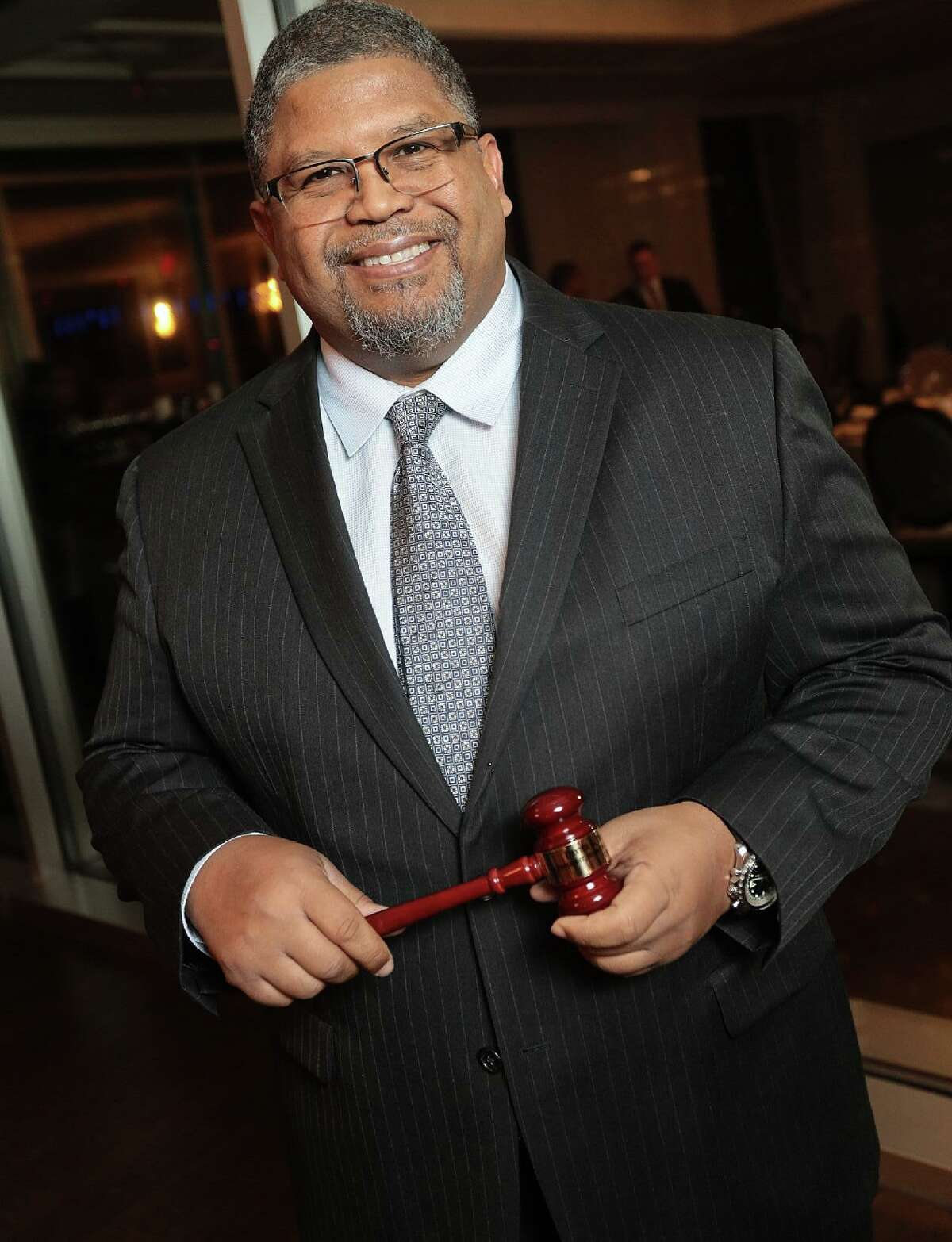 Dr. Dexter Turnquest, a resident of The Woodlands, has been named President of the Houston Academy of Medicine for 2020. Originally from the Bahamas, Turnquest and his wife have lived in this area since 1996.
