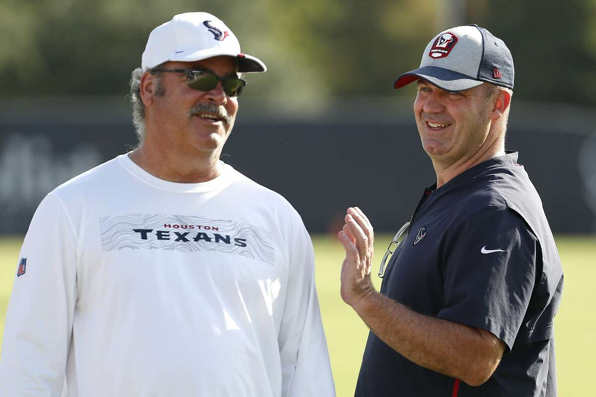 The Texans went the collegiate route in 2014 when they hired Bill O'Brien from Penn State. This time, the search committee led by chairman Cal McNair will be focused on a coach with more of an NFL background.