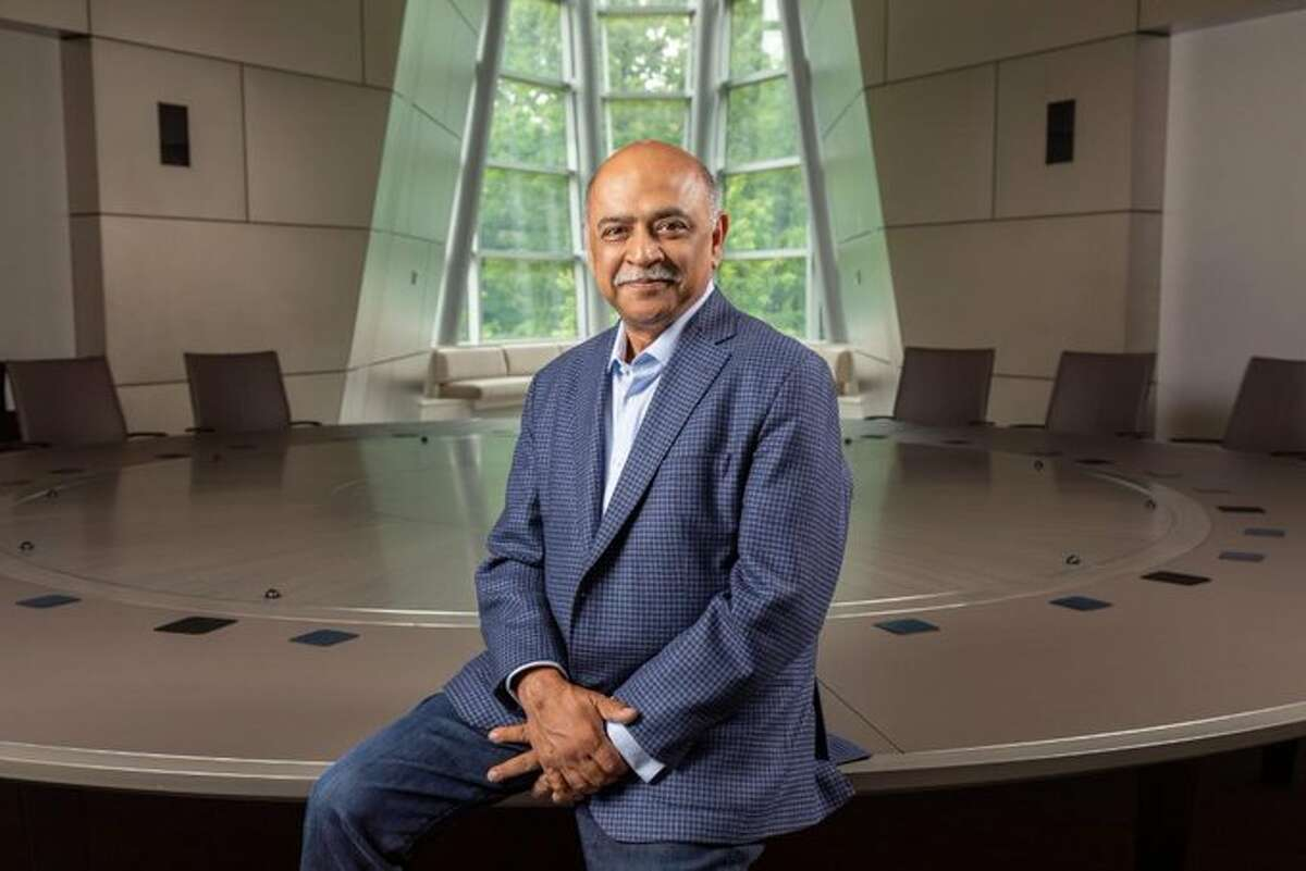 IBM CEO Arvind Krishna recently met with U.S. Senate Majority Leader Chuck Schumer about the CHIPS Act.