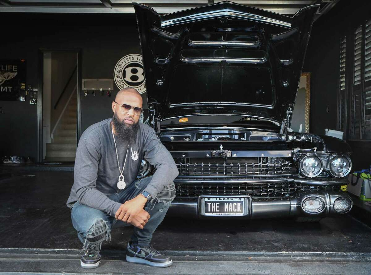 PHOTOS: A look at Slim Thug's rare car collection Rapper Slim Thug tested positive for coronavirus after suffering a fever and a cough. He says he's feeling better now.