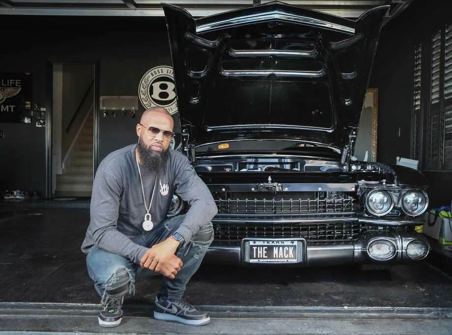 PHOTOS: A look at Slim Thug's rare car collection