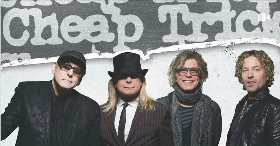 Cheap Trick, with special guest Jesse Malin, is coming to The Capitol Theatre in Port Chester, N.Y., on Feb. 14. Photo: Www.thecapitoltheatre.com