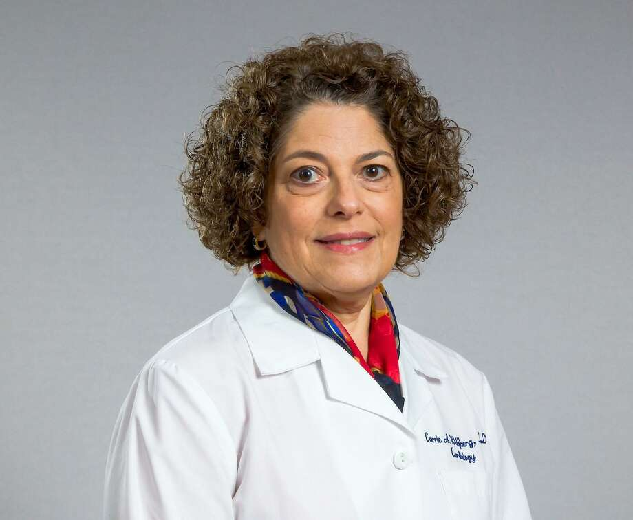 Dr. Carrie Wolfberg Photo: Contributed Photo / Copyright 2019 Hartford HealthCare