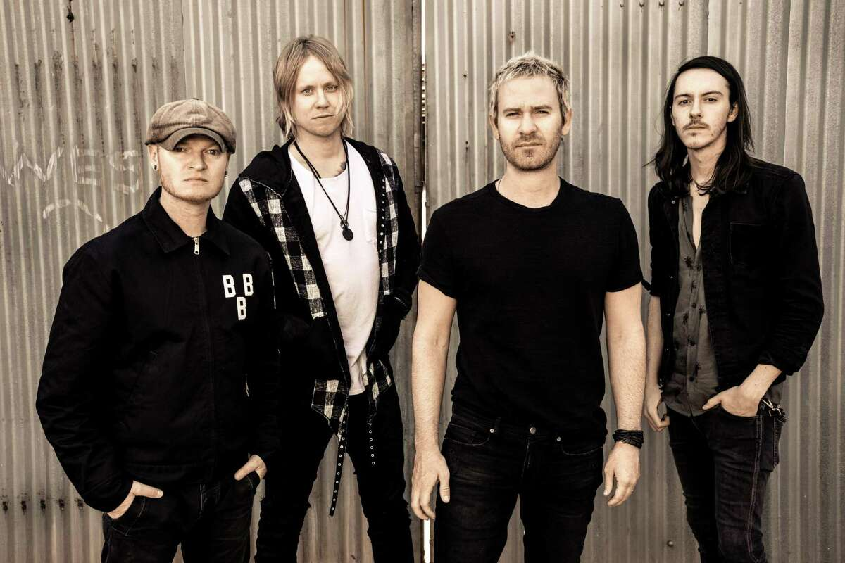 Lifehouse will perform at a Valentine's Day fundraiser on Feb. 14 at 6:30 p.m. at the Ridgefield Playhouse, 80 East Ridge Road, Ridgefield. Tickets are $135. For more information, visit ridgefieldplayhouse.org.