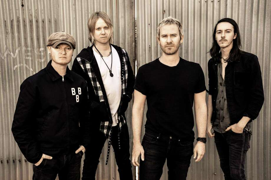 Lifehouse will perform at a Valentine's Day fundraiser on Feb. 14 at 6:30 p.m. at the Ridgefield Playhouse, 80 East Ridge Road, Ridgefield. Tickets are $135. For more information, visit ridgefieldplayhouse.org. Photo: Contributed Photo