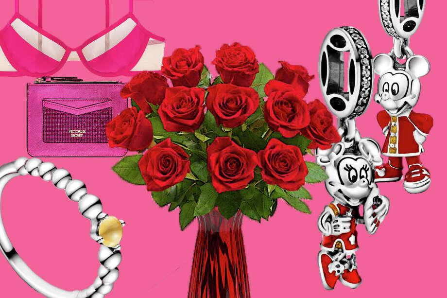 Photo: Victoria's Secret/Pandora/1800flowers.com