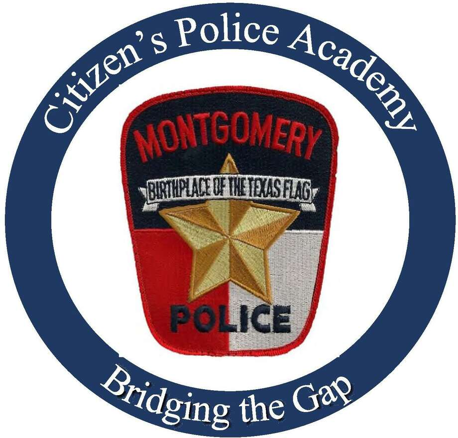 The Montgomery Police Department announces an upcoming Citizen's Police Academy. Any citizen in Montgomery or the surrounding area is welcome and encouraged to participate in this inside look into the Montgomery Police Department. Photo: Photo Courtesy The Montgomery Police Department