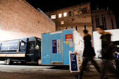 'Ghost kitchens' spring up in SF, and delivery-app customers are none the wiser