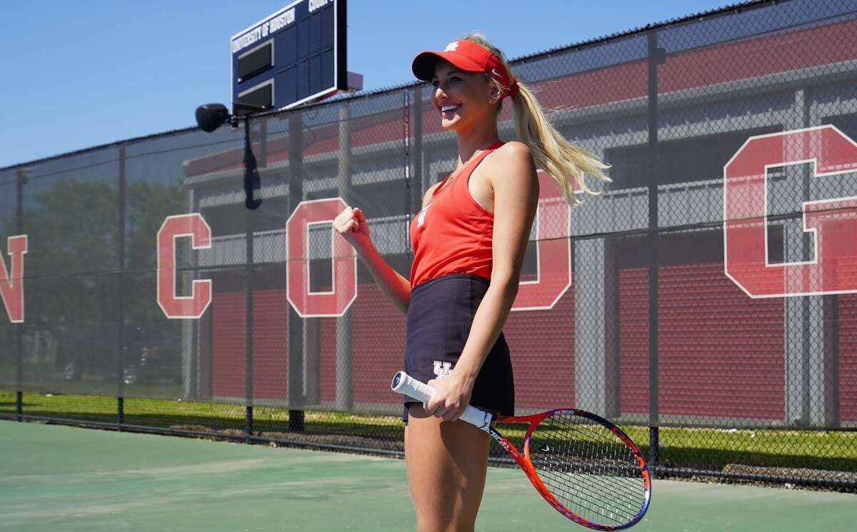 The Australian fires have hit so close to home for Stephanie Belovukovic, a sophomore on the Cougars' women's tennis team.