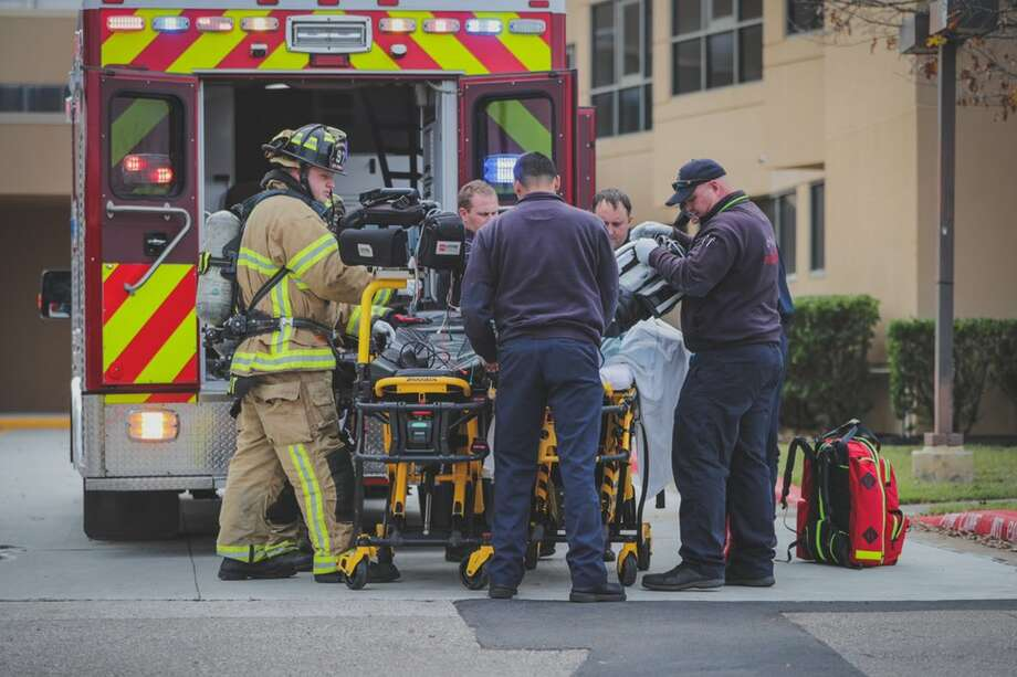 A 3-year-old boy was brought to Kindred Hospital in NW Harris County on Thursday, January 31, 2020, where doctors found he had traumatic injuries, according to the Cy-Fair Fire Department. He was transported By Life Flight to the Texas Medical Center. Photo: Cy-Fair Fire Dept.