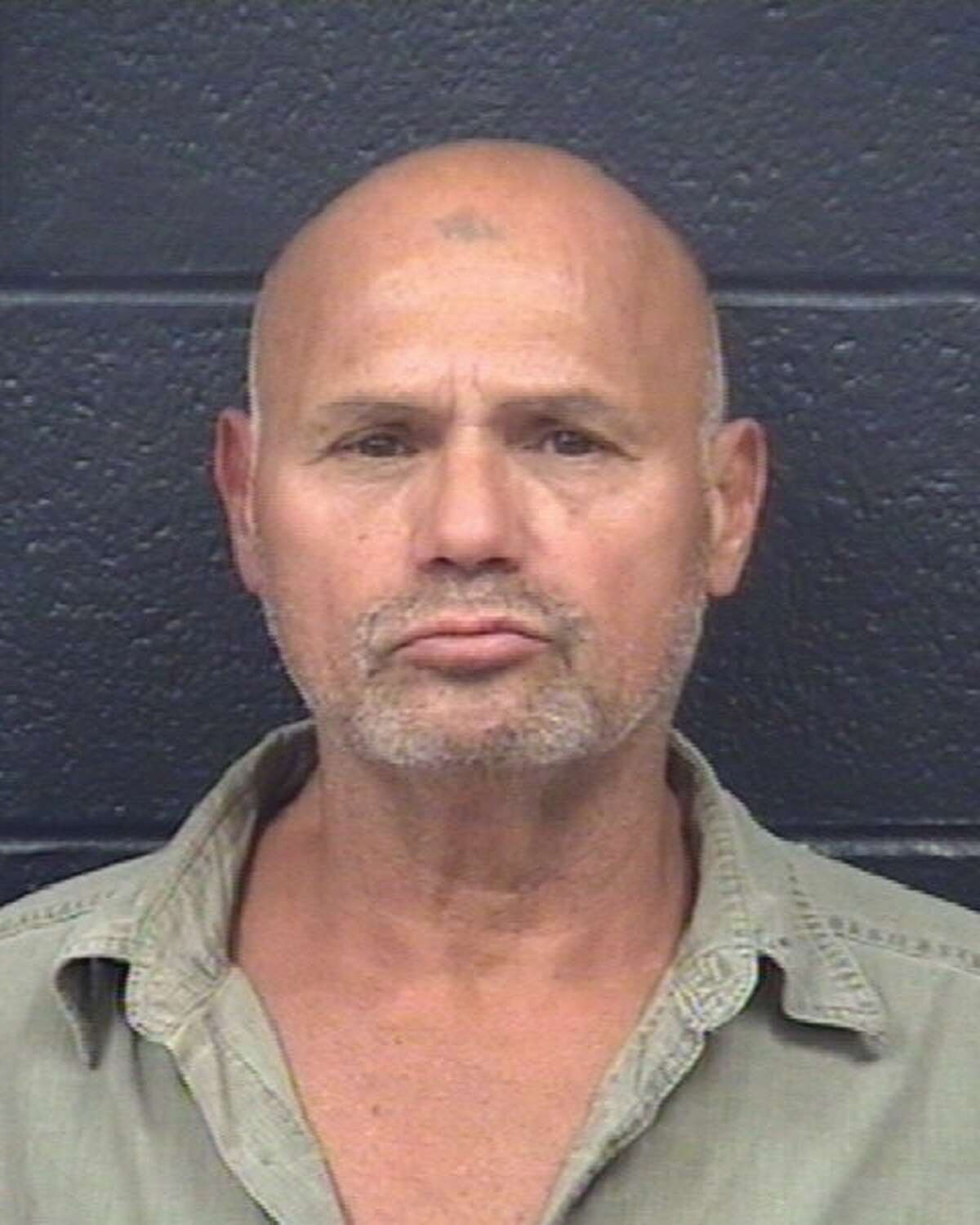 Ruben Plata, 62, was arrested and served with the parole violation warrant in relation to a murder case.