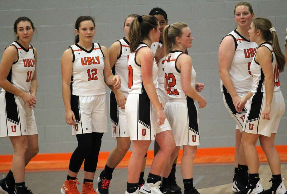 The Ubly girls basketball team moved to 11-1 on the season after logging a 60-27 win over Marlette on Thursday night. Photo: Tribune File Photo