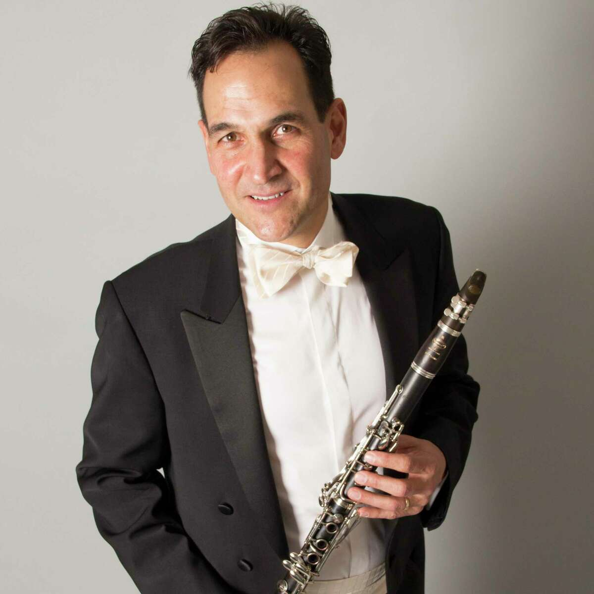 Mark Nuccio is principal clarinetist for the Houston Symphony.