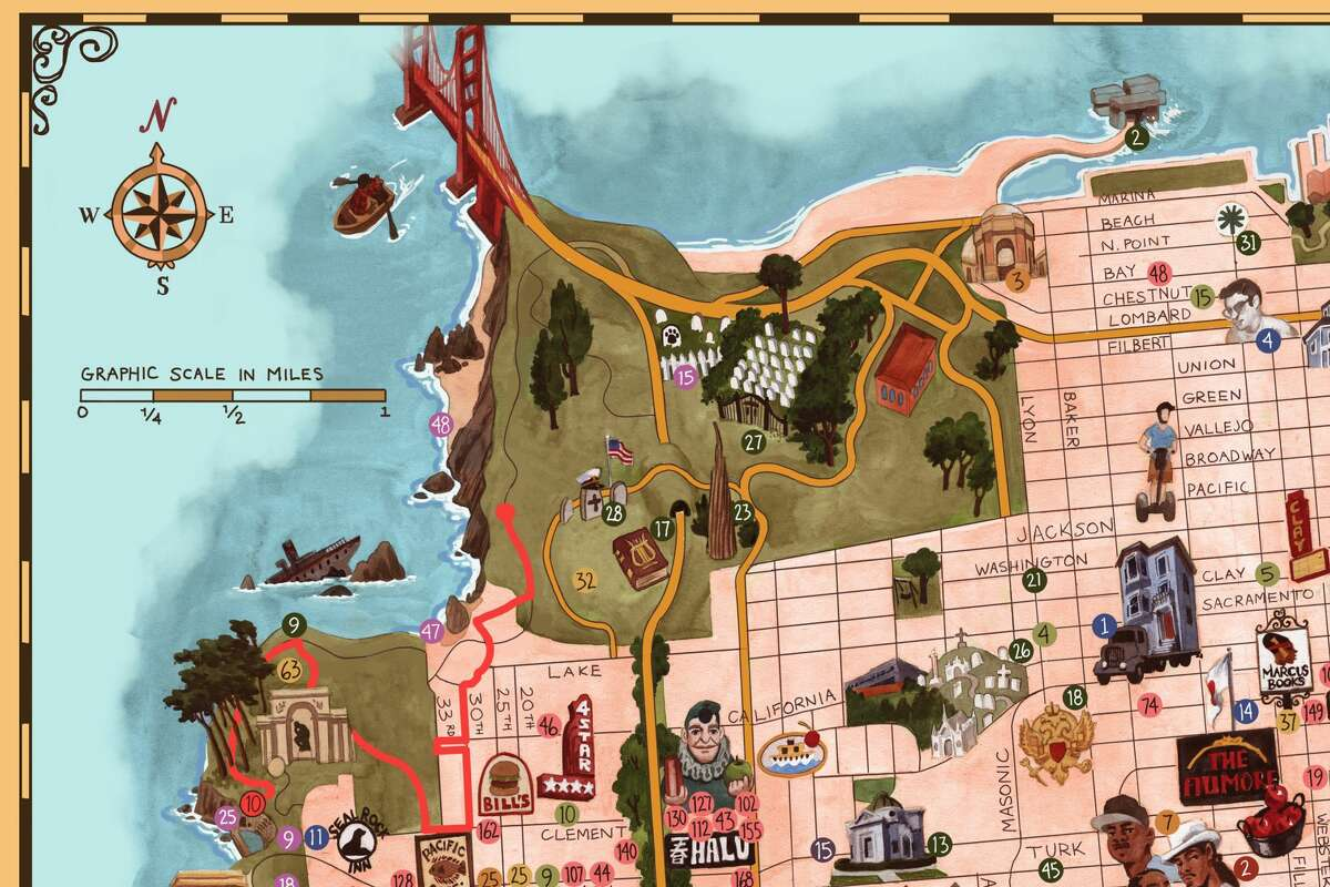 Joe and Jimmie's San Francisco Field Guide, inspired by the film 'The Last Black Man in San Francisco.'