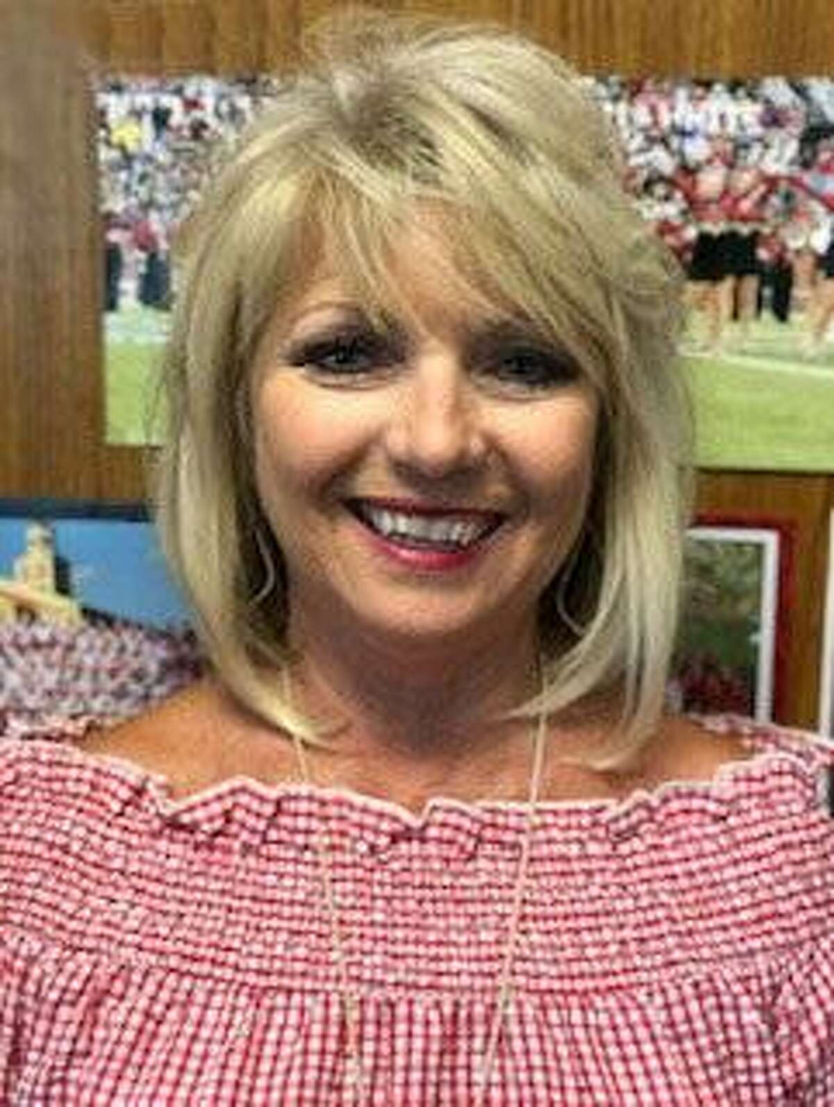 After 37 years of leading the Katy Bengal Brigade and Cheerleaders, Director Patricia