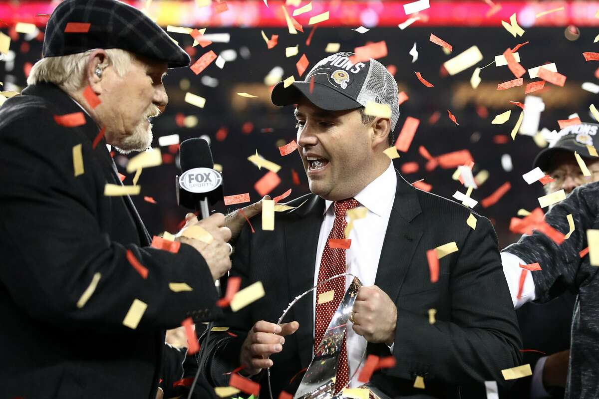 Jed York, CEO of the San Francisco 49ers, donated $100,000 to the campaign to fight the recall of Gov. Gavin Newsom.