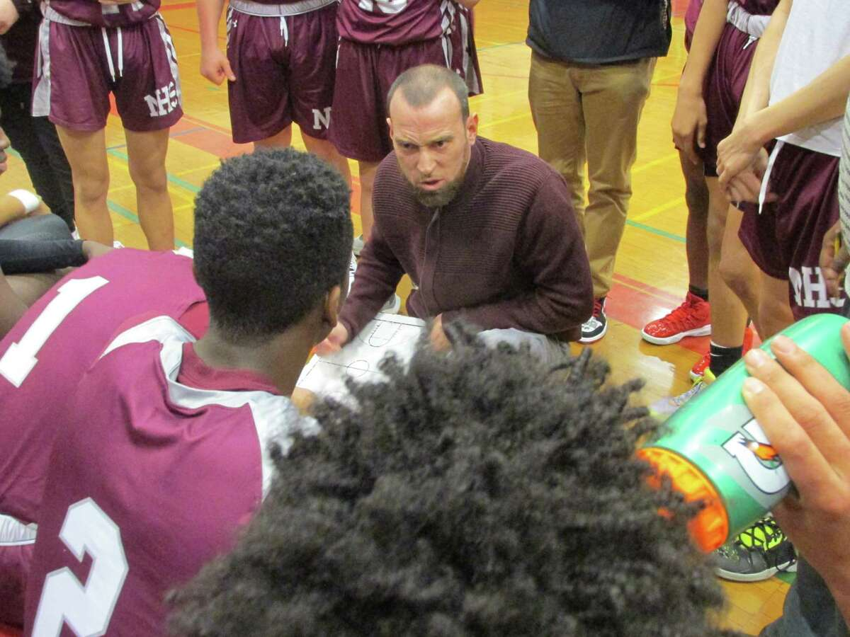 Torrington played with two of its starters out with injuries in a loss to Naugatuck, No. 10 in GameTimeCT's state poll, at Torrington High School Friday night, Jan. 31, 2020.