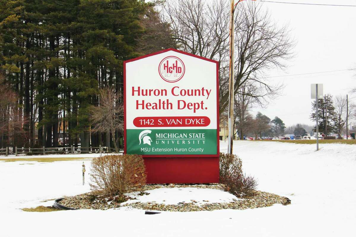 The Huron, Sanilac and Tuscola health departments stay informed and equipped toprotect the Thumb against coronavirus. (Sara Eisinger/ Huron Daily Tribune)