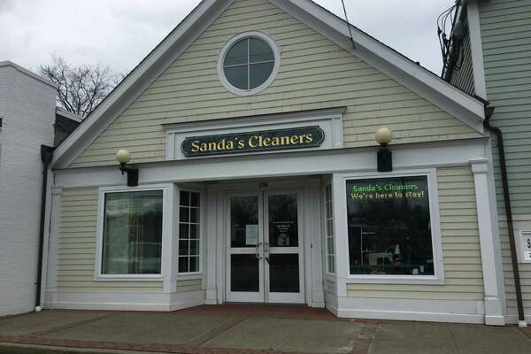 Sanda's Cleaners and Valvala's Deli want the community to know they aren't going anywhere.