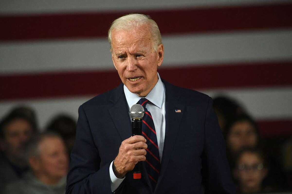 Democratic presidential candidate Joe Biden: Unelectable because of his first name?