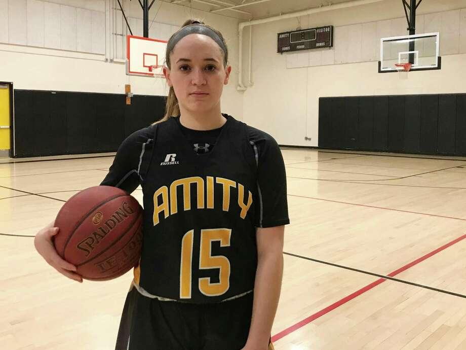 Jillian Martin of Amity. Photo: Scott Ericson / Hearst Connecticut Media