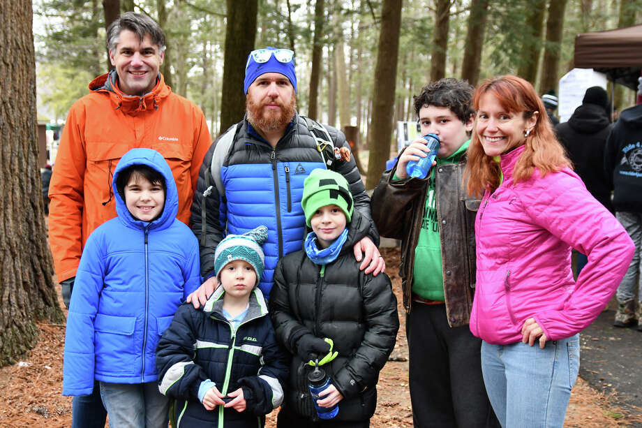 DEEP's annual Winter Festival took place at Burr Pond State Park on Februray 1, 2020. Families enjoyed activities like, ice fishing, hiking, snowshoeing and winter games. Were you SEEN? Photo: Lara Green- Kazlauskas/ Hearst Media