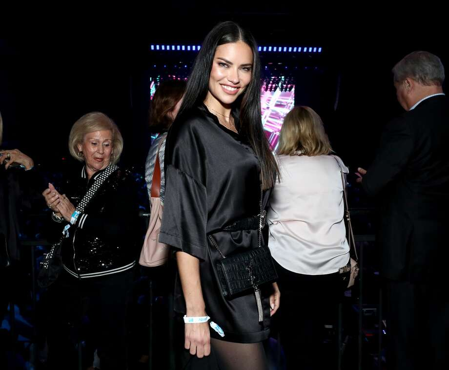 Adriana Lima attends AT&T TV Super Saturday Night at Meridian at Island Gardens on February 01, 2020 in Miami, Florida. (Photo by Cindy Ord/Getty Images for AT&T) Photo: Cindy Ord/Getty Images For AT&T